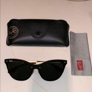 Ray ban sunglasses (blaze cat eye)